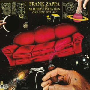 Used CD - Frank Zappa - One Size Fits All
