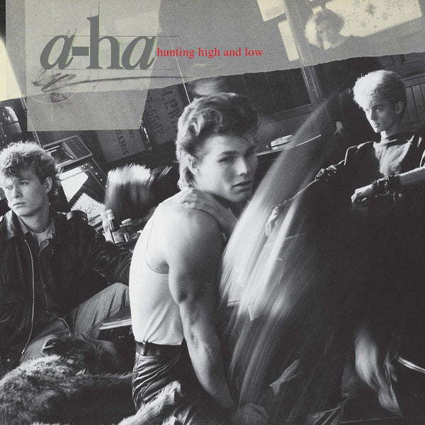 a-ha ‎– Hunting High And Low (Vinyl)