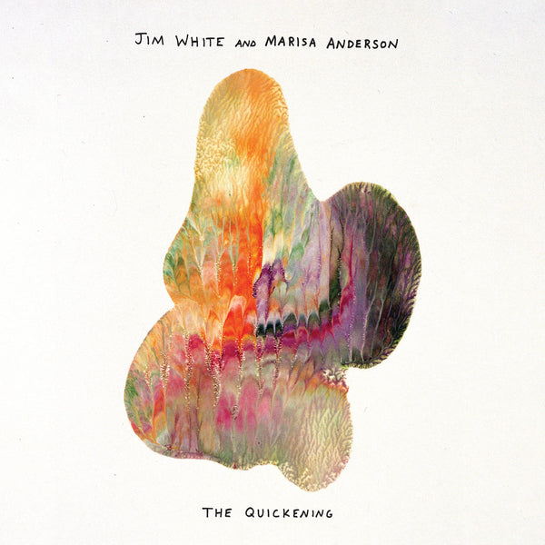 Jim White and Marisa Anderson - The Quickening (Colour Vinyl)