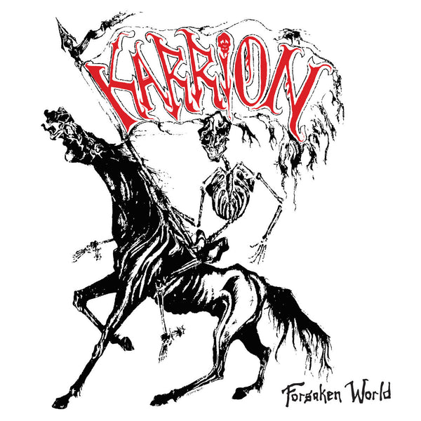 Karrion - Forsaken World (New Vinyl)