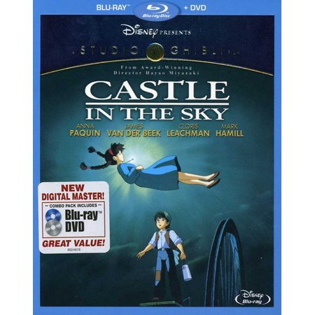 Used Blu Ray - Castle in the Sky (1986, 2012)