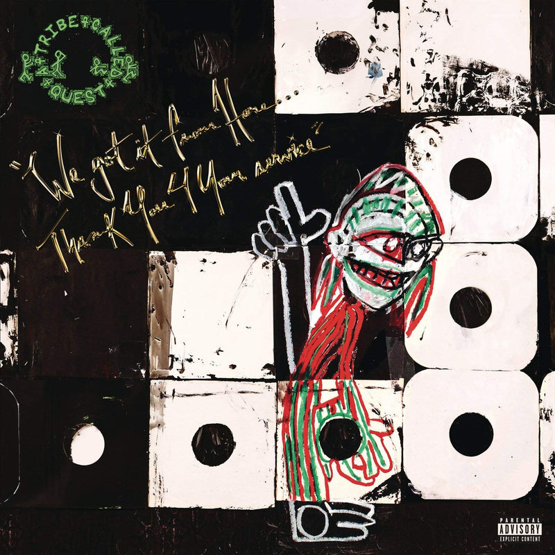 A Tribe Called Quest - We Got It From Here…Thank You 4 Your Service (Vinyl)