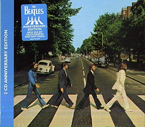 Beatles - Abbey Road (Anniversary Deluxe 2CD)