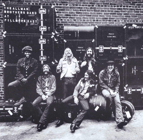 The Allman Brothers Band - The Allman Brothers Band At Fillmore East (New Vinyl)