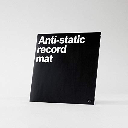 AM Clean Sound Anti-Static Record Mat