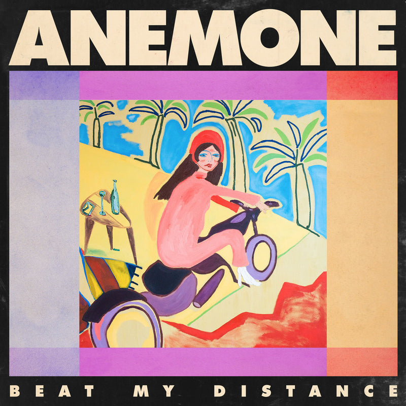 Anemone - Beat My Distance (New Vinyl)