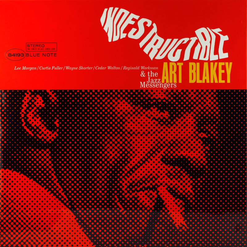 Art Blakey & The Jazz Messengers - Indestructible (Vinyl)