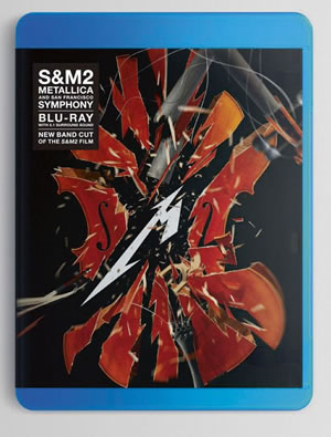 Metallica & The San Francisco Symphony - S&M2 (Blu-Ray) (New Blu-Ray)