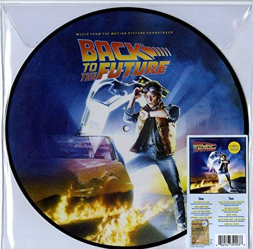Various - Back To The Future [Soundtrack] (New Vinyl)