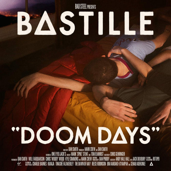 Bastille - Doom Days (New Vinyl)
