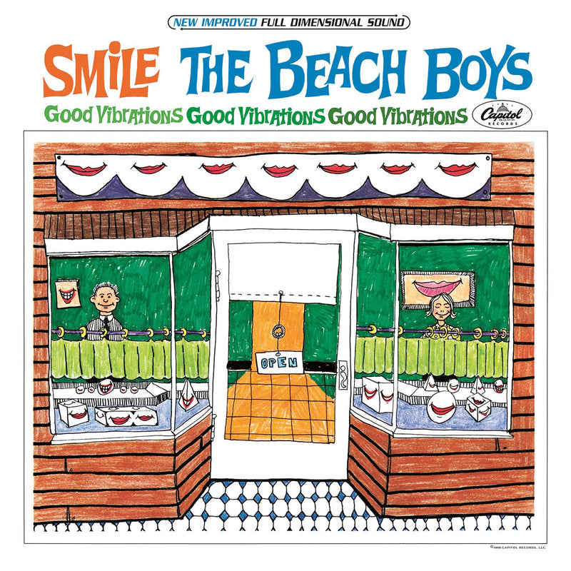 The Beach Boys - Smile Sessions (New Vinyl)