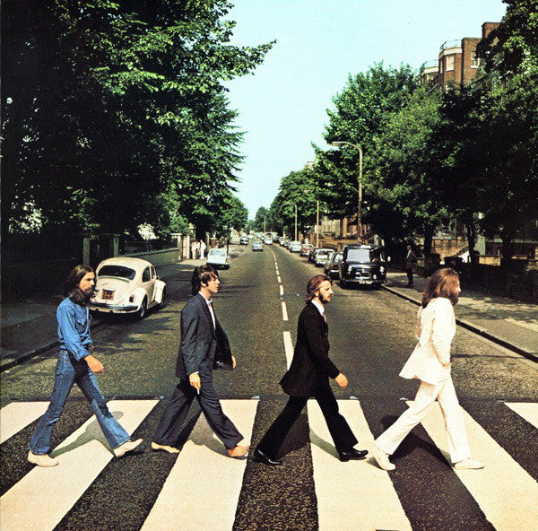 The Beatles ‎– Abbey Road (Vinyl)