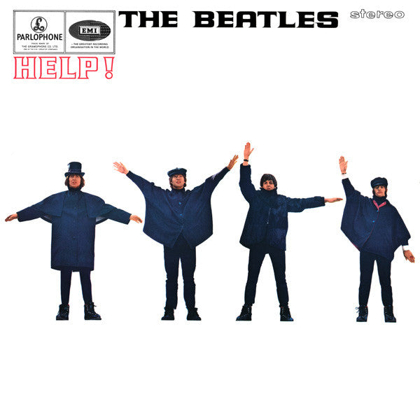 The Beatles - Help! (New Vinyl)