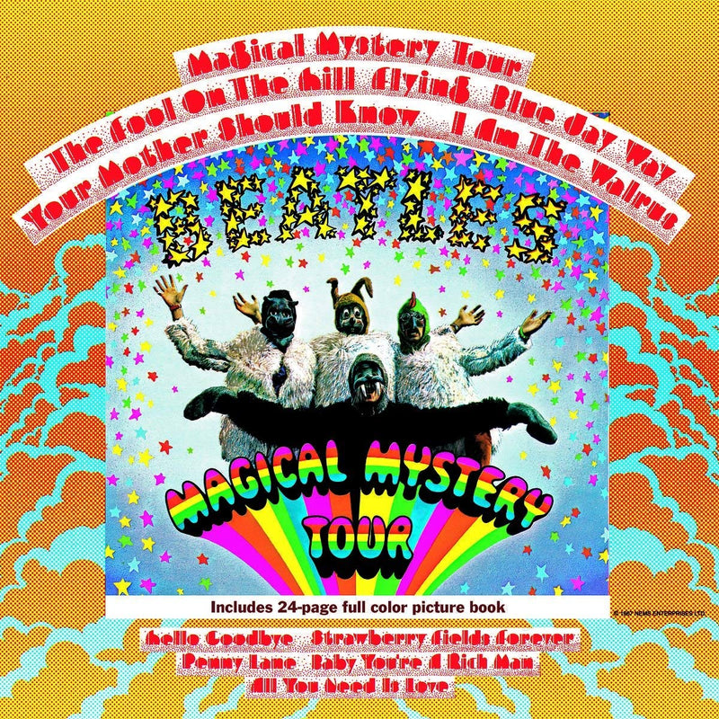 The Beatles - Magical Mystery Tour (New Vinyl)