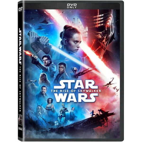 Star Wars: The Rise of Skywalker (New DVD)