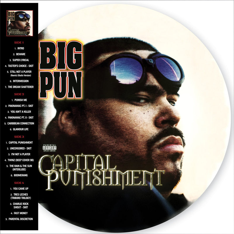 Big Pun - Capital Punishment (New Vinyl)