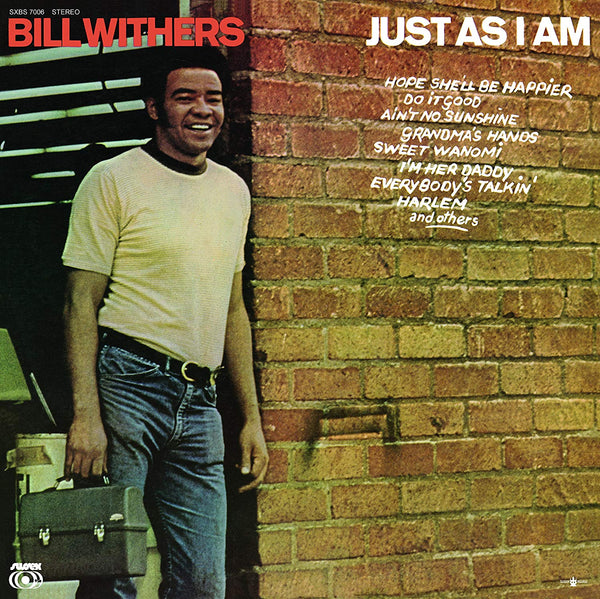 Bill Withers - Just As I Am (New Vinyl)