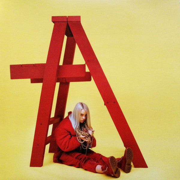 Billie Eilish ‎– Don't Smile At Me (Vinyl)