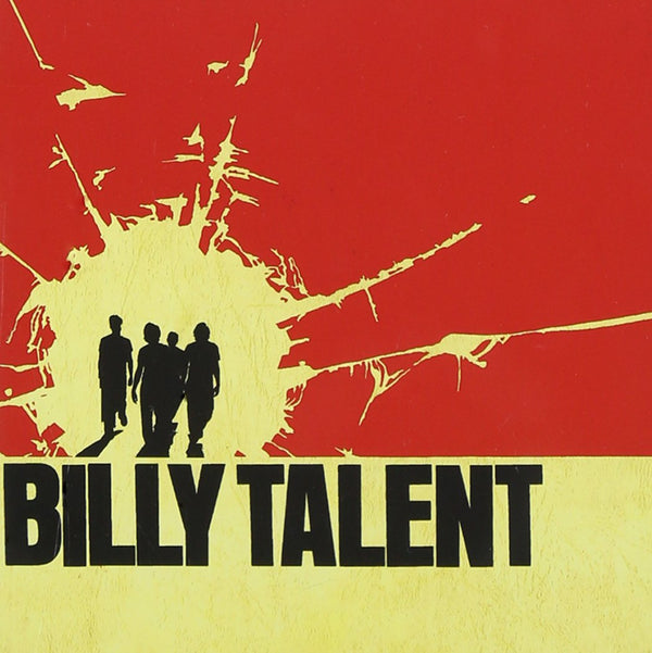 Billy Talent ‎– Billy Talent (Vinyl)