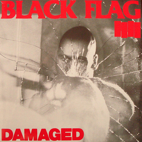 Black Flag - Damaged (New Vinyl)
