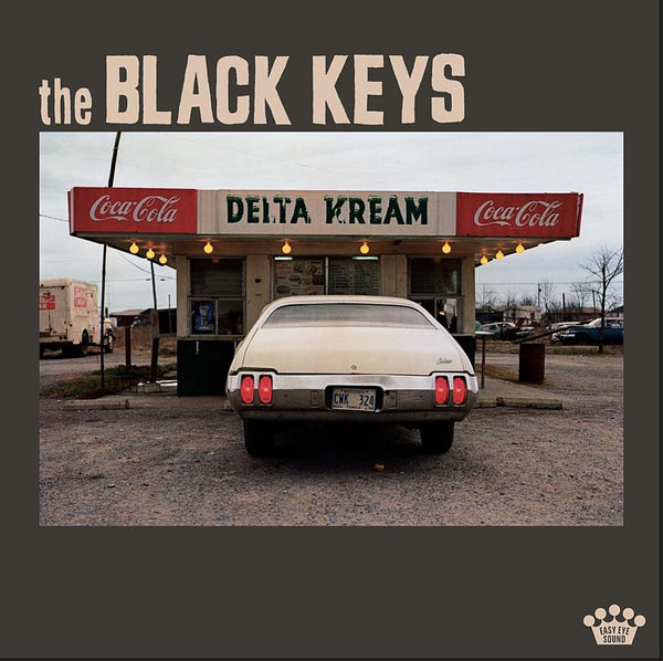 Black Keys - Delta Kream (Indie Exclusive Smokey Vinyl) (New Vinyl)