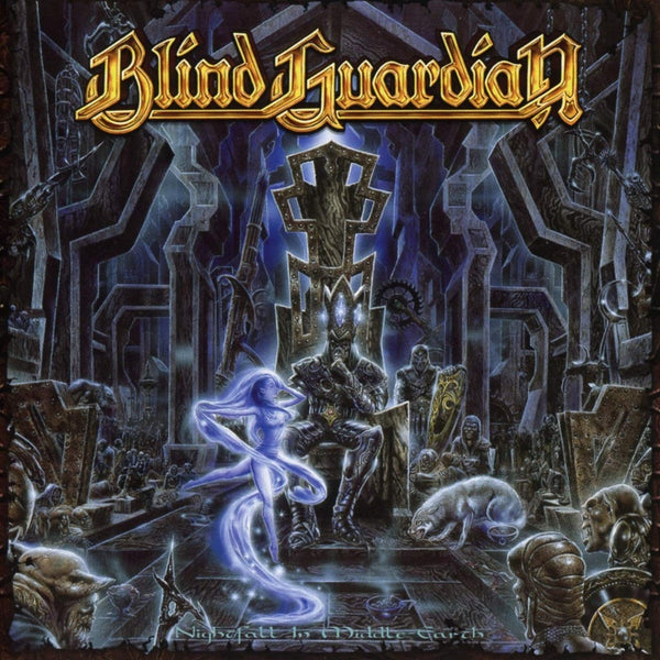 Blind Guardian - Nightfall In Middle-Earth (Ltd Blue) (New Vinyl)