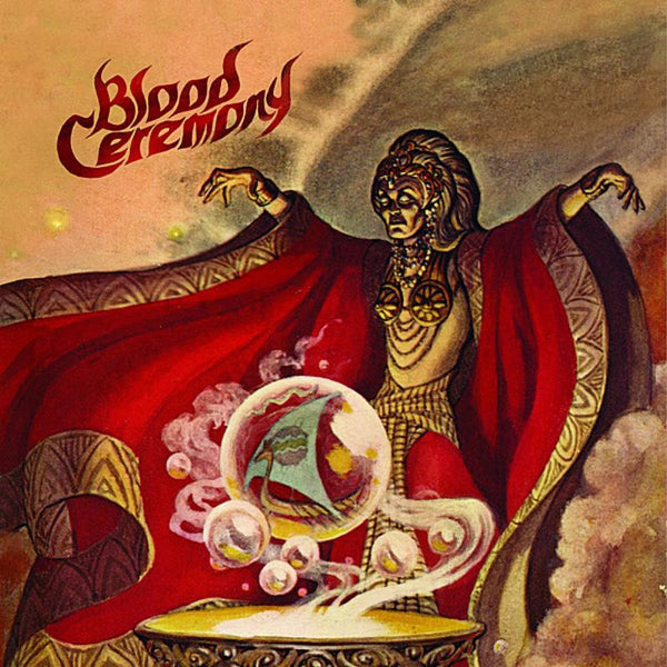 Blood Ceremony - Blood Ceremony (New Vinyl)