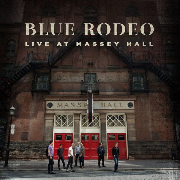 Blue Rodeo - Live At Massey Hall (Vinyl)