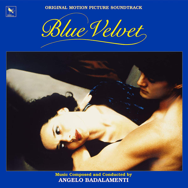 Angelo Badalamenti ‎– Blue Velvet [Soundtrack] (New Vinyl)