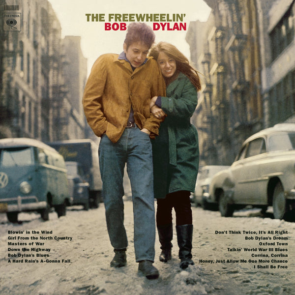 Bob Dylan - The Freewheelin' Bob Dylan (New Vinyl)