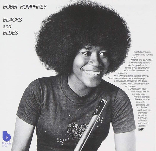 Bobbi Humphrey - Blacks And Blues (New Vinyl)