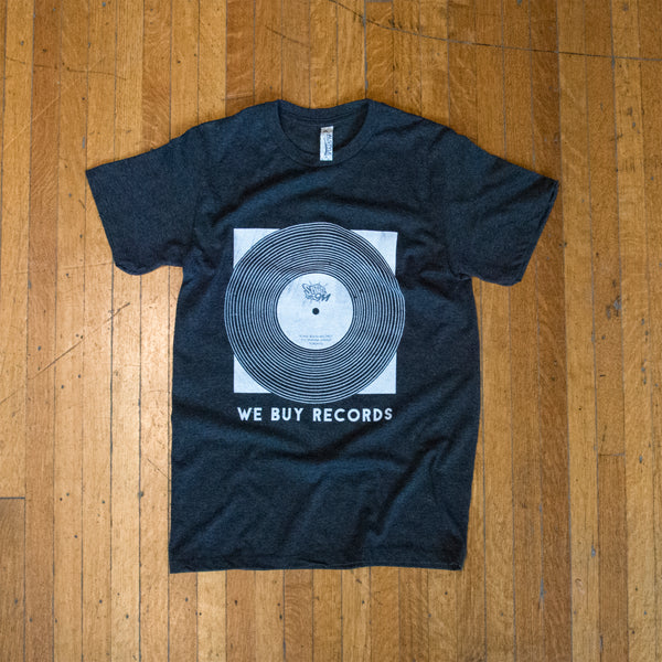 Sonic Boom T-Shirt (We Buy Records)
