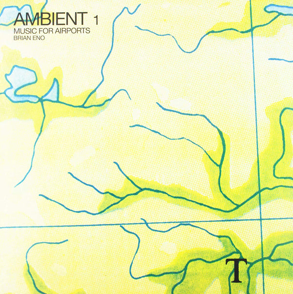 Brian Eno - Ambient 1 (Music For Airports) (Vinyl)