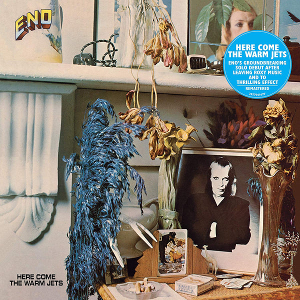 Brian Eno ‎– Here Come The Warm Jets (New Vinyl)