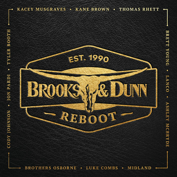 Brooks & Dunn - Reboot (New Vinyl)