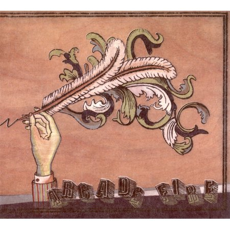 Used CD - Arcade Fire - Funeral