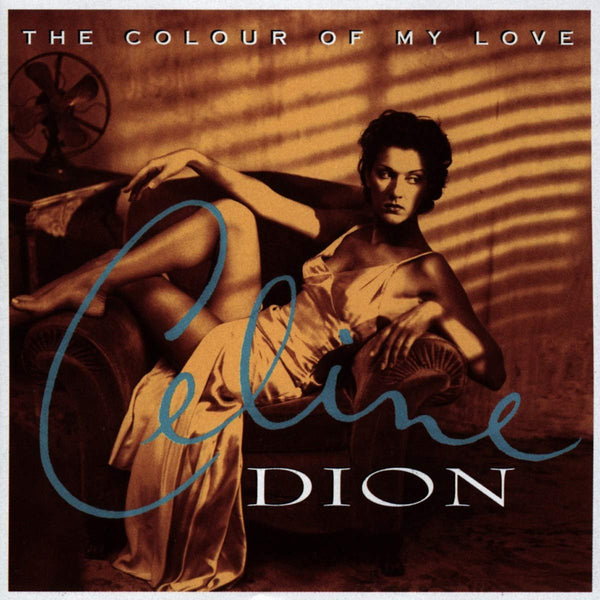 Celine Dion - The Colour Of My Love (New Vinyl)