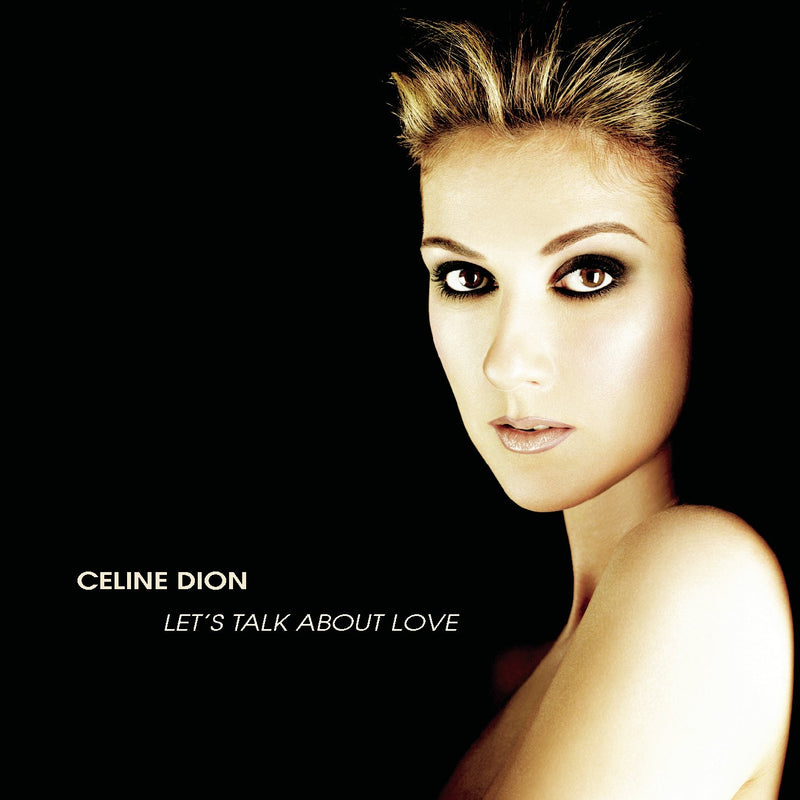 Celine Dion - Let's Talk About Love (New Vinyl)