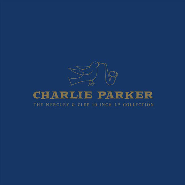 "Charlie Parker - The Mercury and Clef 10"" Collection (5x10"") (New Vinyl)"