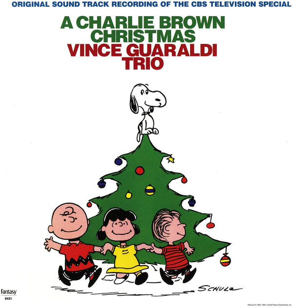 Vince Guaraldi Trio - A Charlie Brown Christmas (New Vinyl)