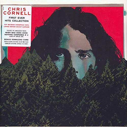 Chris Cornell - Chris Cornell (New Vinyl)