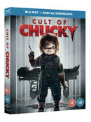 Used Blu-Ray - Cult Of Chucky