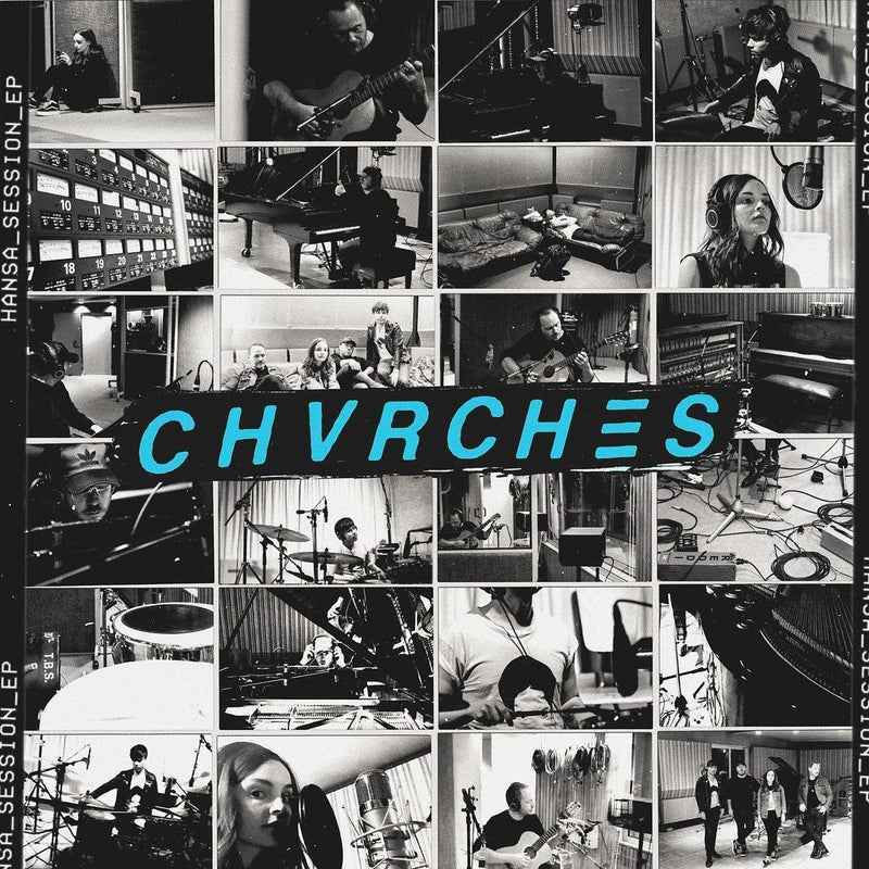 Chvrches - Hansa Session EP (New Vinyl)