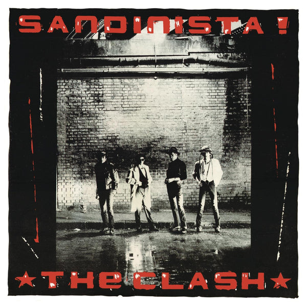 The Clash ‎– Sandinista! (Vinyl)