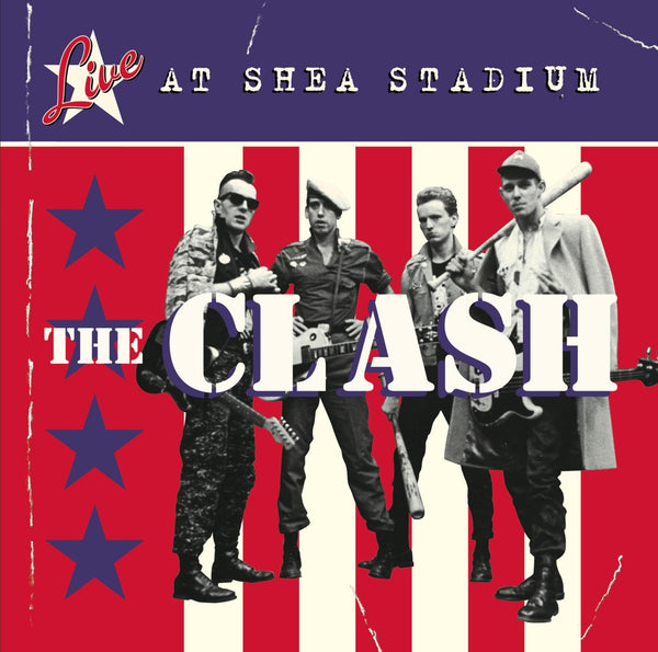 The Clash ‎– Live At Shea Stadium (Vinyl)
