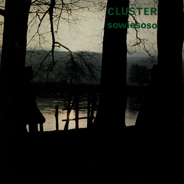 Cluster - Sowiesoso (New Vinyl)