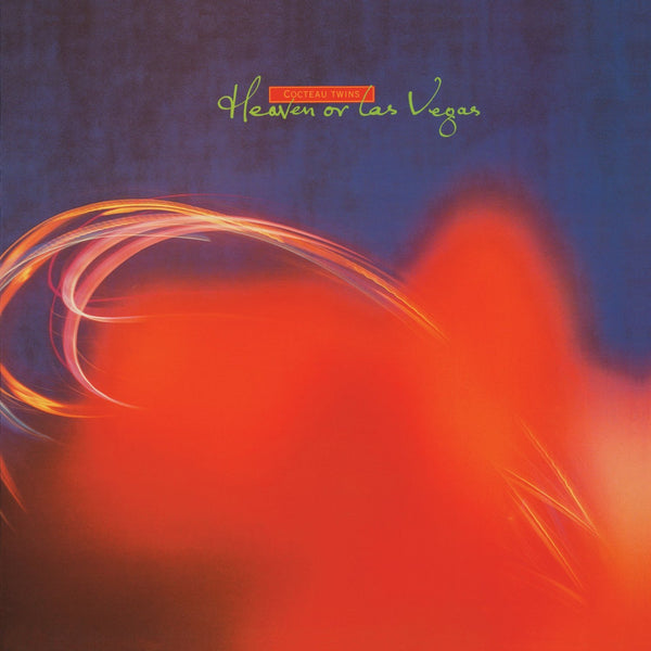 Cocteau Twins ‎– Heaven Or Las Vegas (Vinyl)