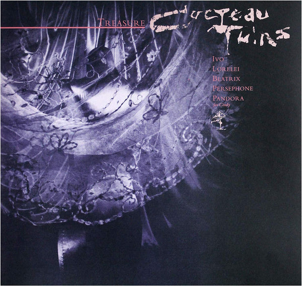 Cocteau Twins ‎– Treasure (Vinyl)