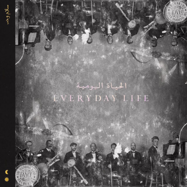 Coldplay - Everyday Life (Gold Vinyl)