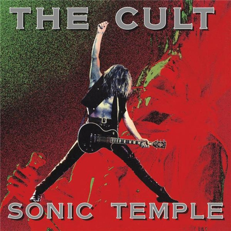 The Cult - Sonic Temple (New Vinyl)